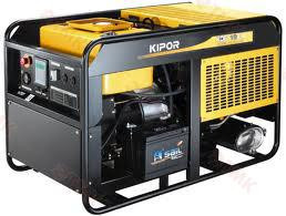 Дизельная электростанция с электрозапуском Kipor KDE19EA3
