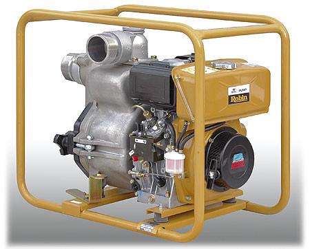 Мотопомпа дизельная Robin PTD206T
