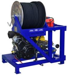 Гидродинамическая прочистная машина Посейдон вна б 150 50