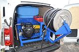 Гидродинамическая прочистная машина Посейдон вна б 150 50, фото 2