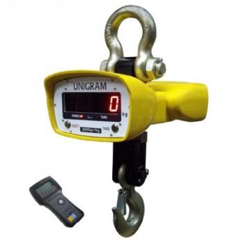 Весы крановые электронные (динамометр) г/п 10,0 т