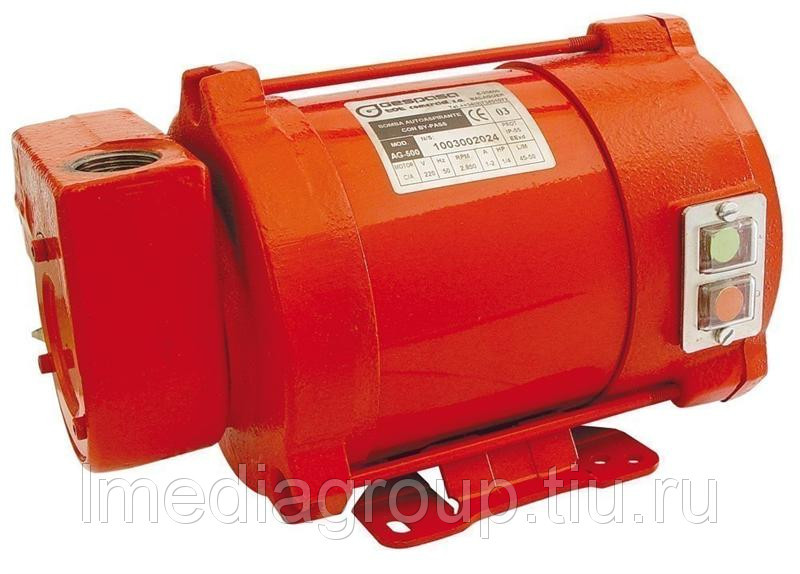Насос для перекачки бензина керосина AG-500
