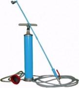 Краскопульт ручной КРДП-3, пр-ть 3,5л/мин, V=2,5л, 7атм