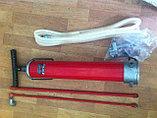 Краскопульт ручной КРДП-3, пр-ть 3,5л/мин, V=2,5л, 7атм, фото 2