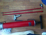 Краскопульт ручной КРДП-3, пр-ть 3,5л/мин, V=2,5л, 7атм, фото 4