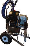 Окрасочный аппарат безвоздушного распыления DP-6555 - Graco mark 5 полный аналог, фото 2