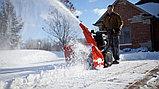 Снегоуборщики бензиновые Huter  производства Германия, фото 2