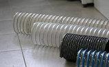 Гибкий полимерный воздуховод из полиуретана PU-1.4 (PUR, PU-1400, P14 PU) диаметр 350 мм в Новосибирске, фото 3