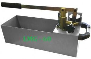 Ручной опрессовщик систем отопления LMG - 60 бар