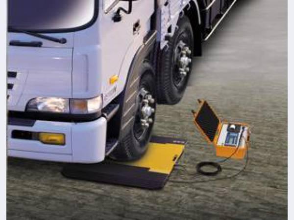 Весы автомобильные подкладные LMG 120