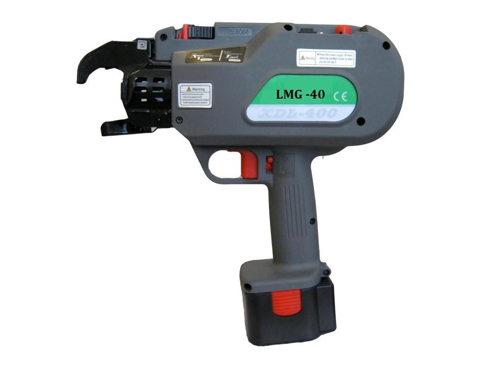 Пистолет вязальный для арматуры LMG-40 до 40 мм