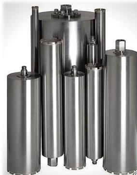 Алмазные коронки любого диаметра от 28мм до 500мм и более