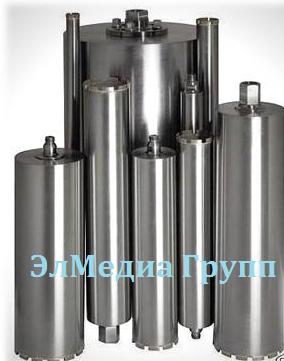 Коронки по бетону всех диаметров 26 мм 32 мм 150 мм 200мм 250 мм 300мм идо 1000мм