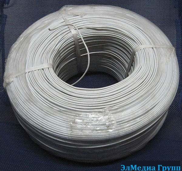 Кабель прогревочный для бетона ПНСВ-1,2