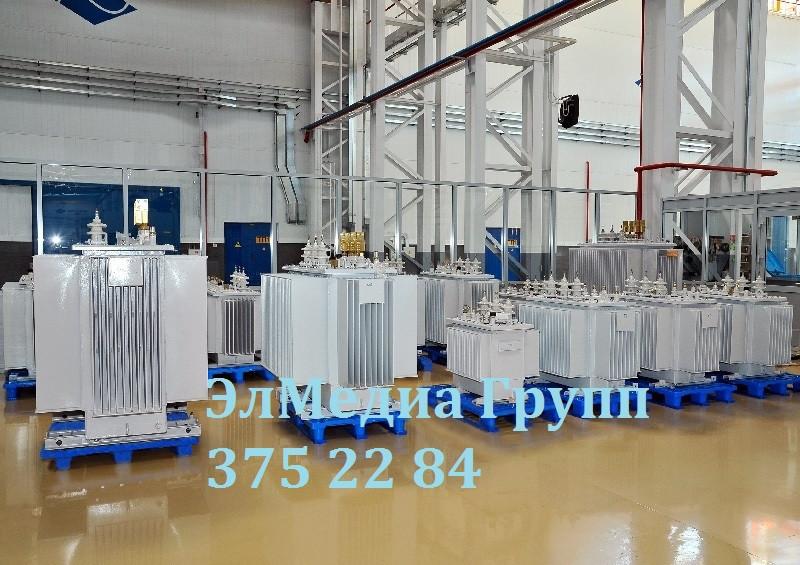 Трансформаторы маслянные  силовые  ТМ, ТМГ - 250/10 (6)-0.4 кВА на складе
