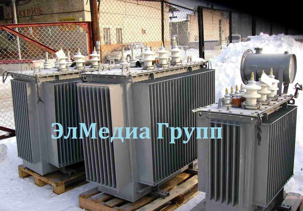 Трансформаторы силовые  ТМ, ТМГ - 250/10 (6)-0.4 кВА на складе
