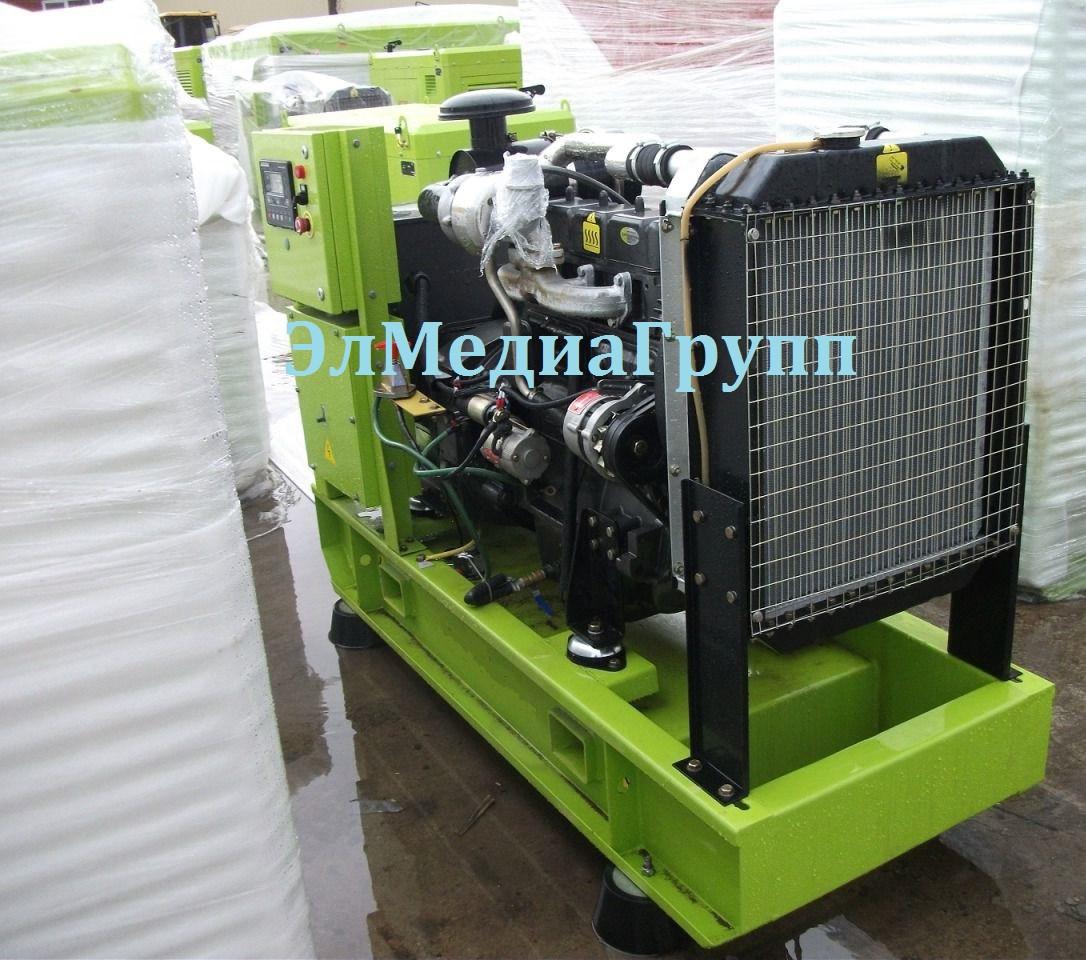 Дизельный генератор RICARDO 20 кВт