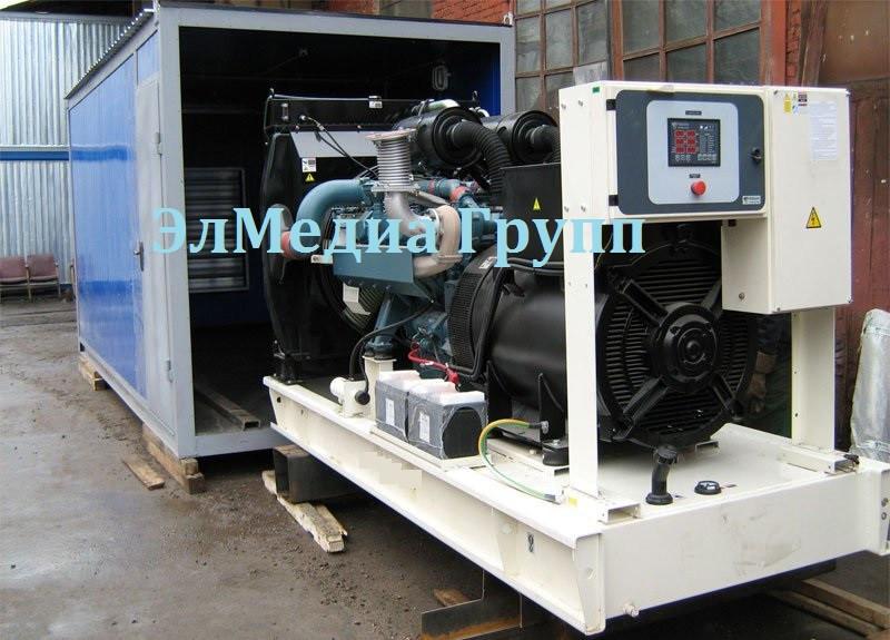 Дизель-генераторы 10-3000кВт в блок-контейнере «Север 2, 3,4,5,6»