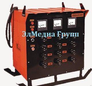 Трансформаторы  Кавик для прогрева бетона 63 кВт , 80 кВт