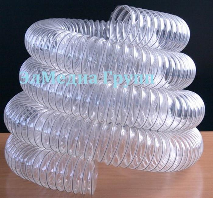 Воздуховод из полиуретана   диаметра 250 мм в наличии