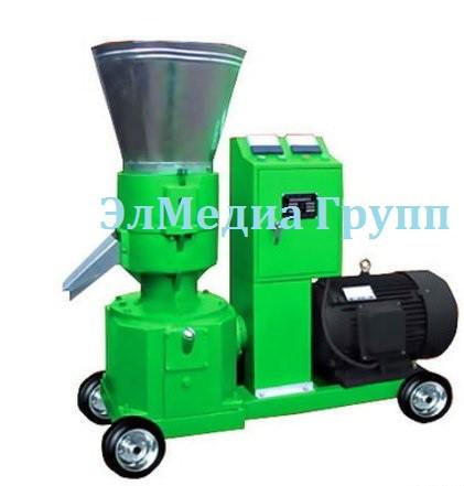 Гранулятор комбикорма бытовой, пресс гранулятор для комбикорма СТК-100 фермер