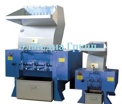 Гранулятор для пластмассы FS180, FS300, FS600, FS800, FS1000