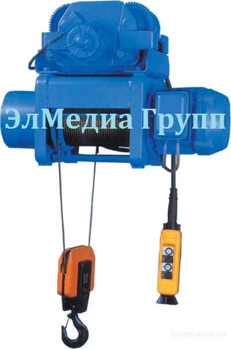 Таль электрическая канатная различной грузоподъемностью