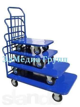 Платформенные тележки для перевозки