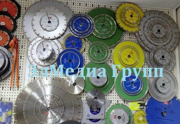 Алмазные диски для камнерезных станков Cedima, Diam, Battipav, Husqvarna, Fubag