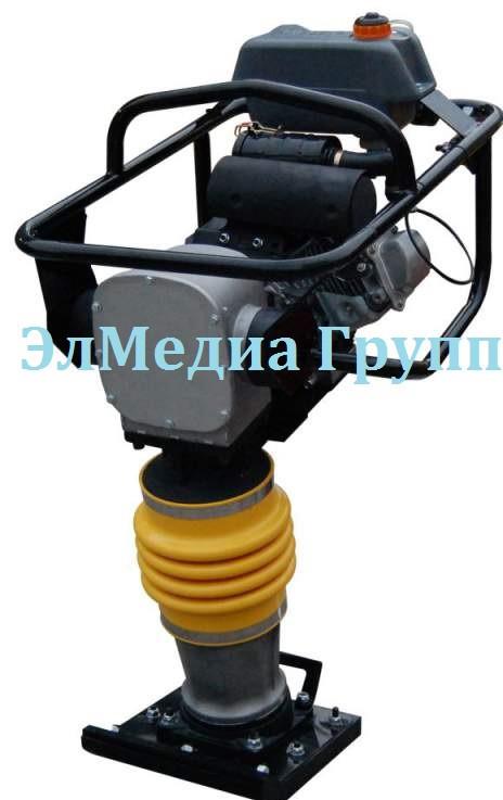 Вибротрамбовка бензиновая   70 кг с двигателем Honda