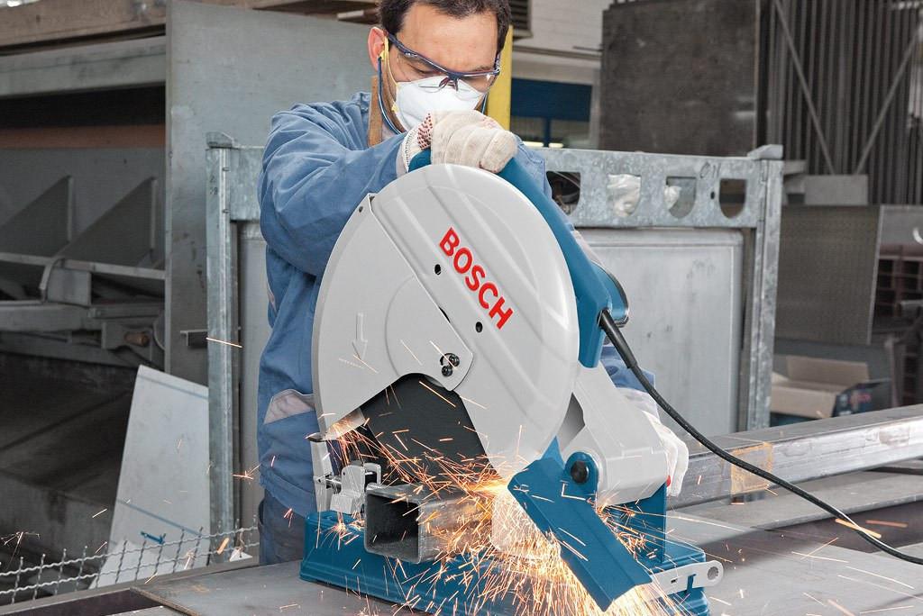 Пила отрезная по металлу Bosch gco 2000