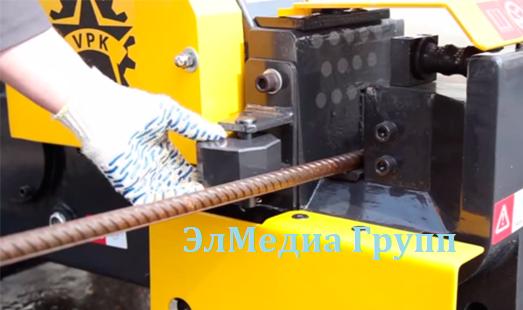 Станки для резки арматуры до 60 диаметра ручные, автоматические