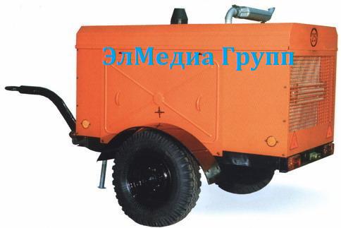 Компрессор ЗИФ производства Россия