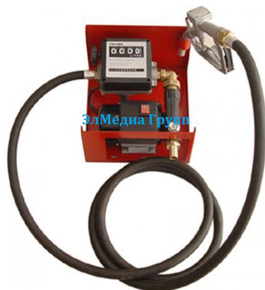 Топливо-заправочный модуль