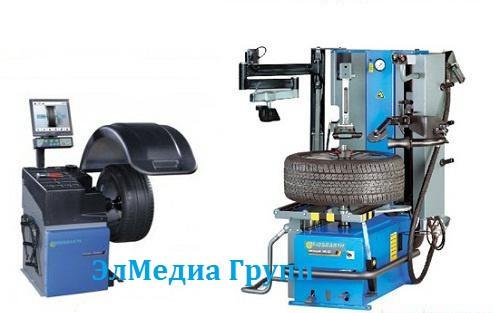 Шиномонтажное оборудование BEISSBARTH производство Германия