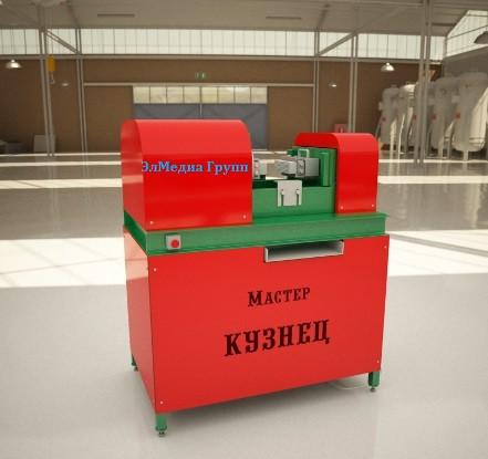 Кузнечное оборудование для холодной ковки Мастер - Кузнец, Мастер 2У, Мастер 3.