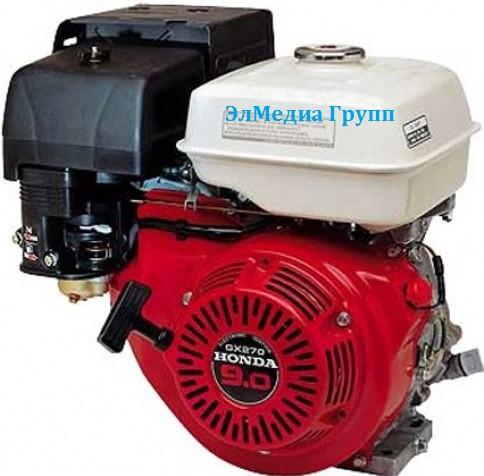 Двигатели Honda gx 160, gx 270, gx 390, gx 200