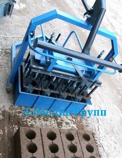 Формовочное оборудование для блоков из бетона