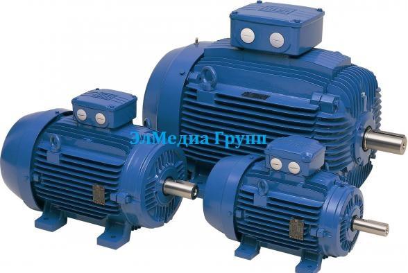 Асинхронный двигатель АИР