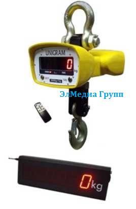 Весы крановые  КВ-10Т-4
