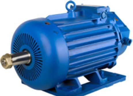 Крановые электродвигатели все модели с фазным ротором, мтф,  mtf, МТН