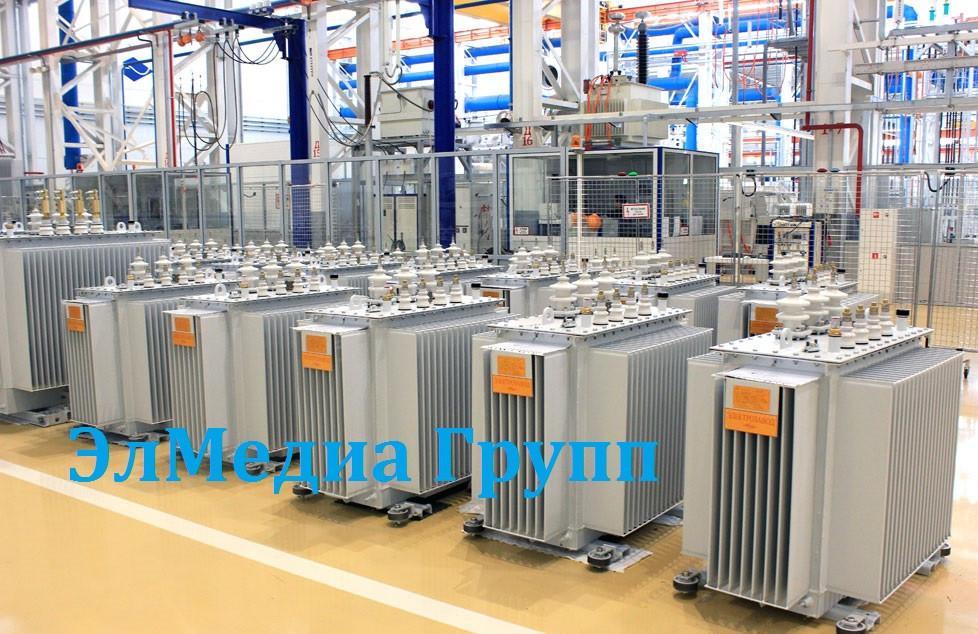 Трансформатор ТМГ все модели, собственное производство