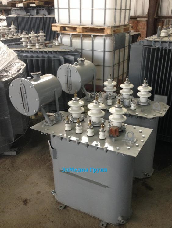 Трансформаторы ТМ-25, ТМГ, 25, 40, 63, 100, 160 , 250 , 400, 630, 1000 кВа(Т)
