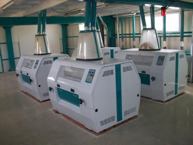 Оборудование для зерна переработка и упаковка, фасовка