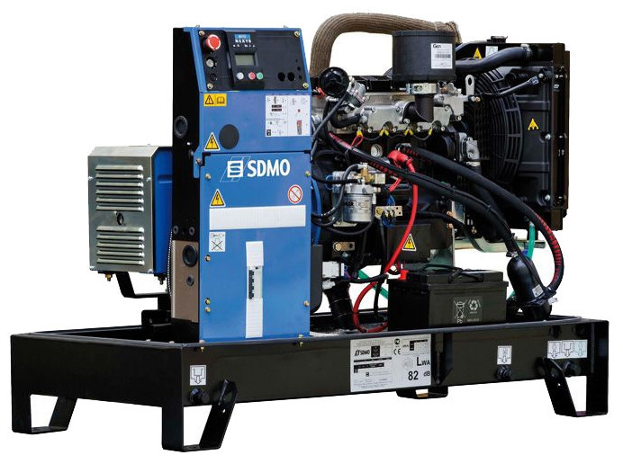 Дизельные генераторы 380 В. Мощность 5 - 2000кВт