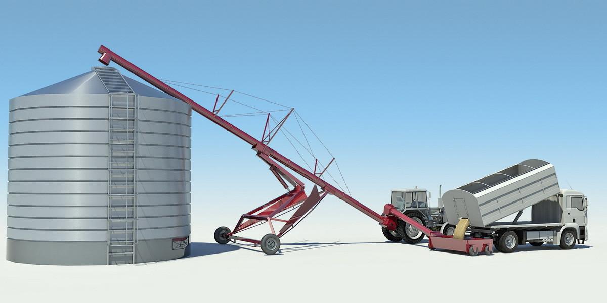 Транспортеры зерна