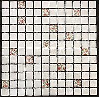 Мозаика стекло MIX, фото 1