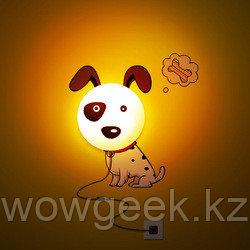"""Настенный светильник 3D """"Далматинец"""""""