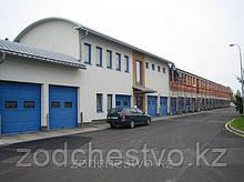 Строительство СТО, автосервиса, авторемонтной, тюнинговой, кузнечной и слесарной мастерской