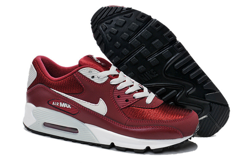 "Кроссовки Nike Air Max 90 Essential ""Team Red"" (36-45)"